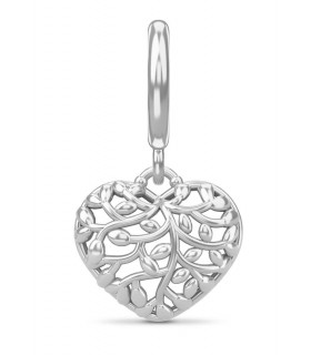Charms Twisted Heart Love Endless 43443