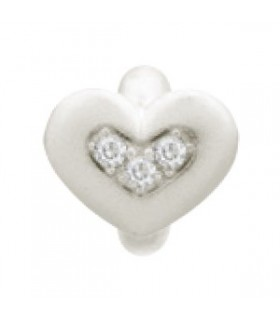 Charms White Triple Love Endless 41300-1