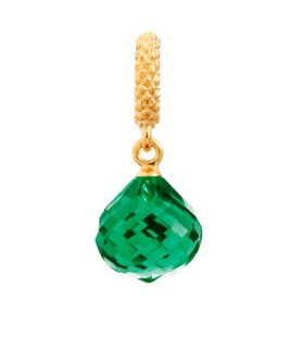 Charms Emerald Mysterious Drop Endless 1801-5