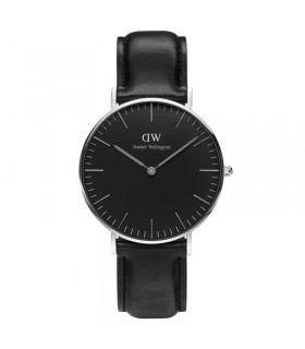 Montre Mixte Daniel Wellington Classic Black Sheffield DW00100145