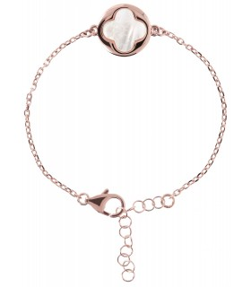 BRACELET plaqué or rose BRONZALLURE WSBZ00913.WM