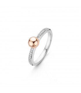 Bague Argent Mix & Match Ti Sento Rose 12136ZR