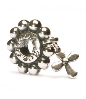 Perle Trollbeads Argent Rosaire