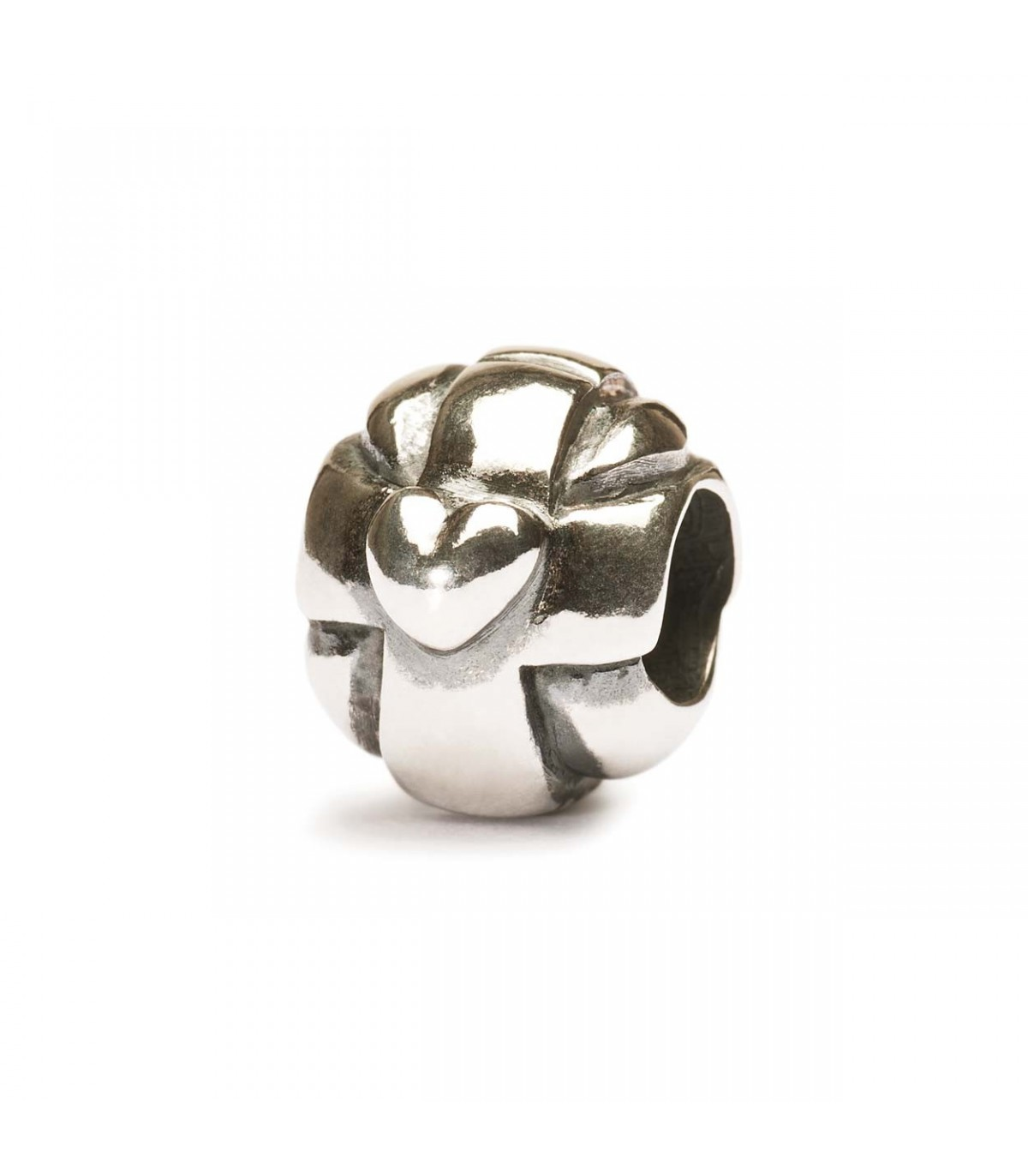 perle trollbeads argent lumi re d 39 amour11280. Black Bedroom Furniture Sets. Home Design Ideas
