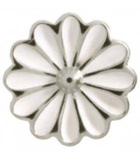 Charms White Daisy Endless 41255-1